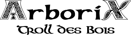 Arborix Troll des Bois - Logo
